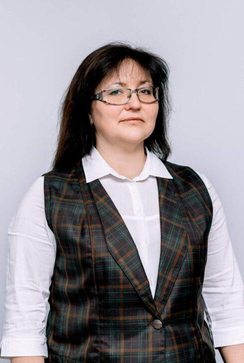 Ирина Янукович