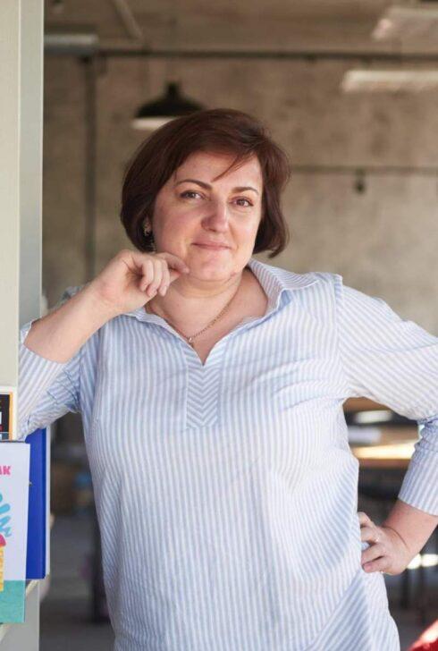 Ирина Кривцова